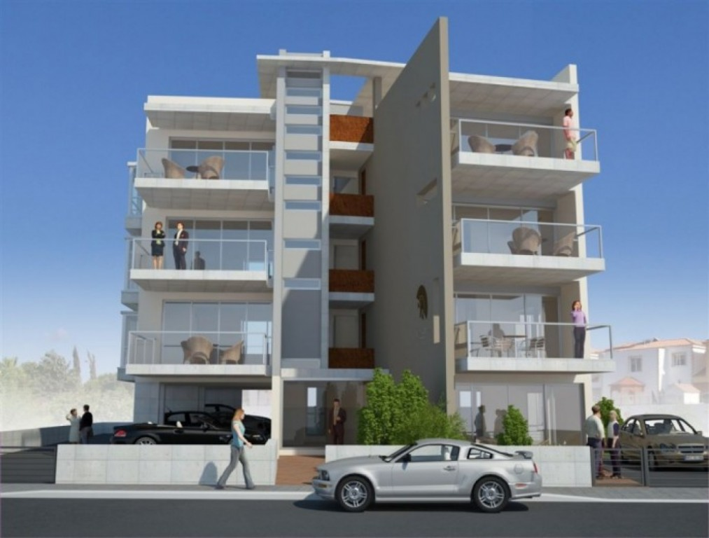 Fascinating exterior apartment design contemporary best for Apartment design exterior