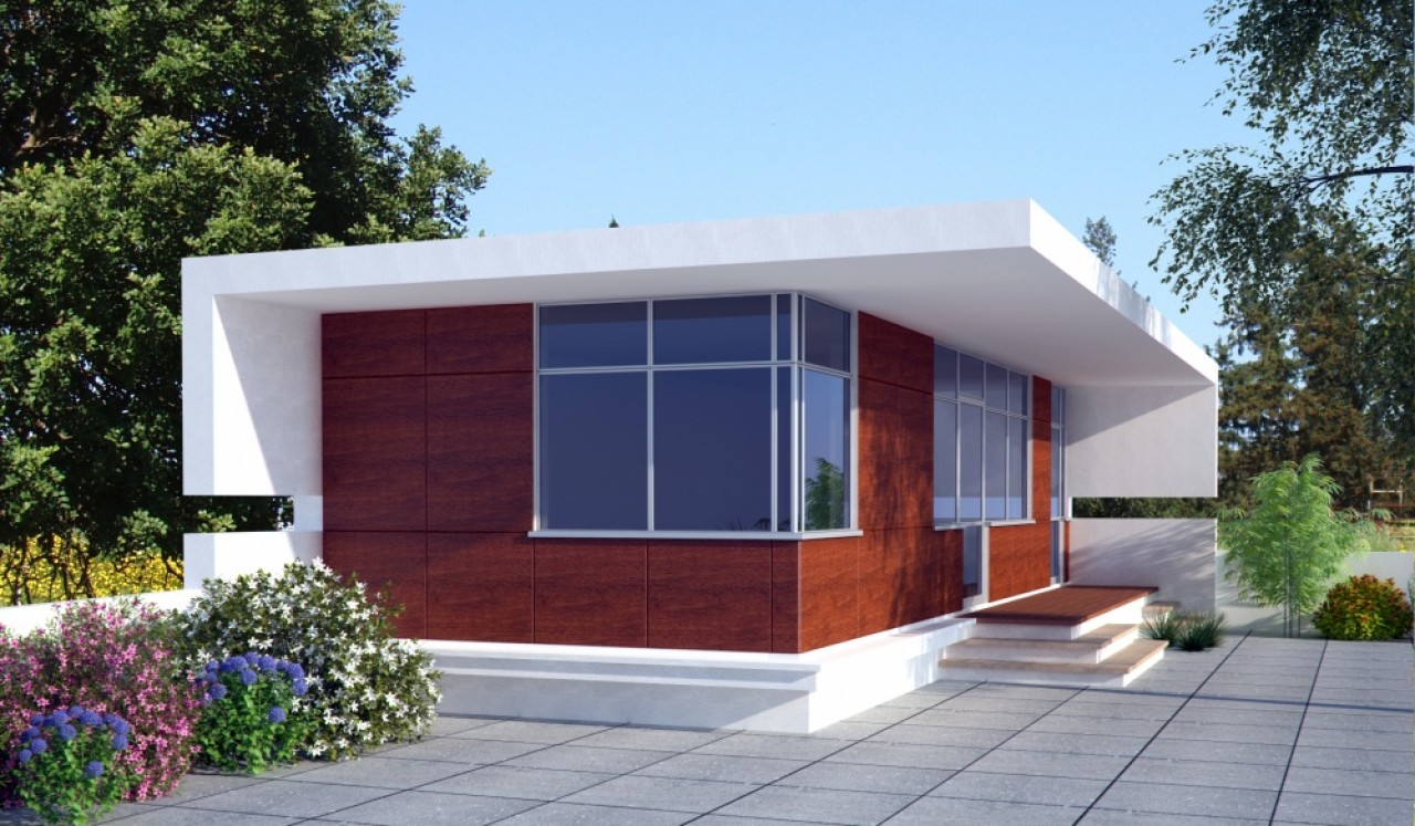 3D Exterior Design Showcase