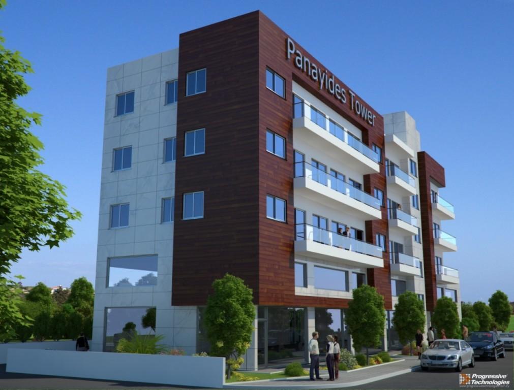 3d Apartment Design Exterior 3d exterior design - showcase