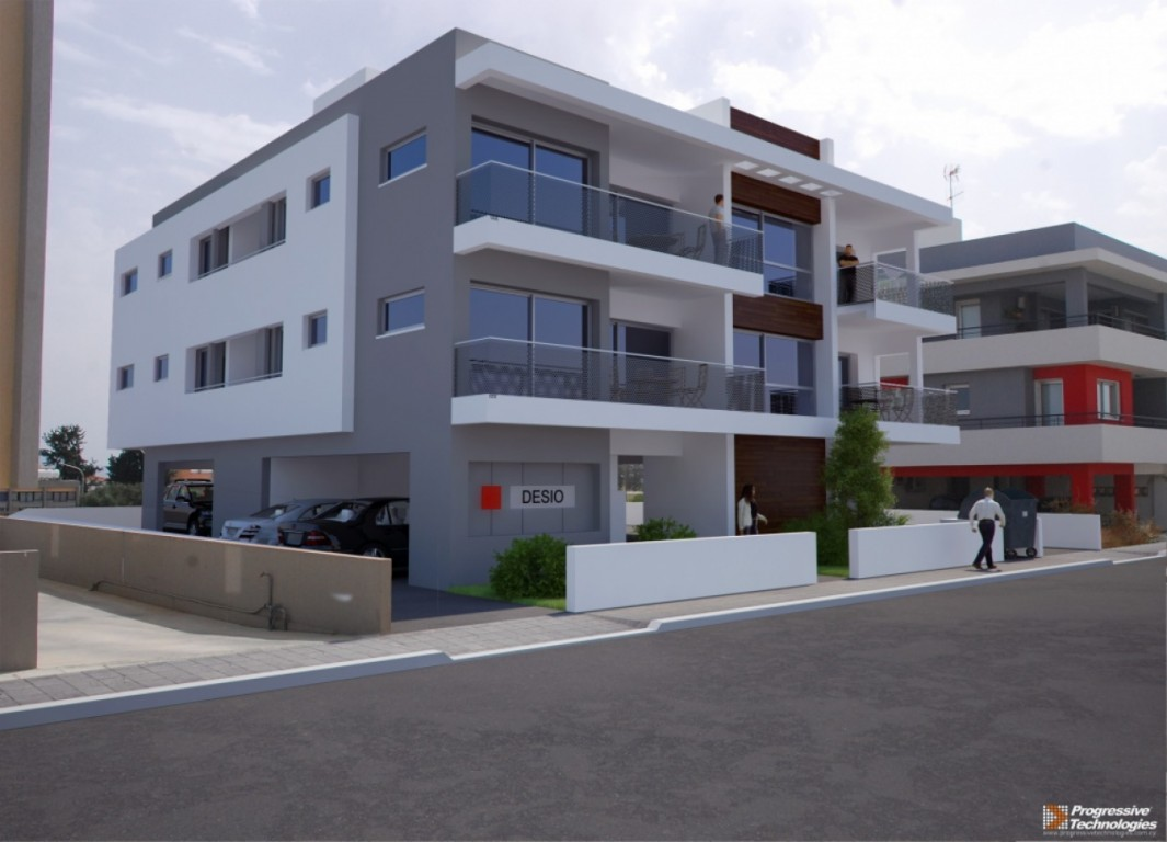 3d exterior design showcase for Exterior design of building