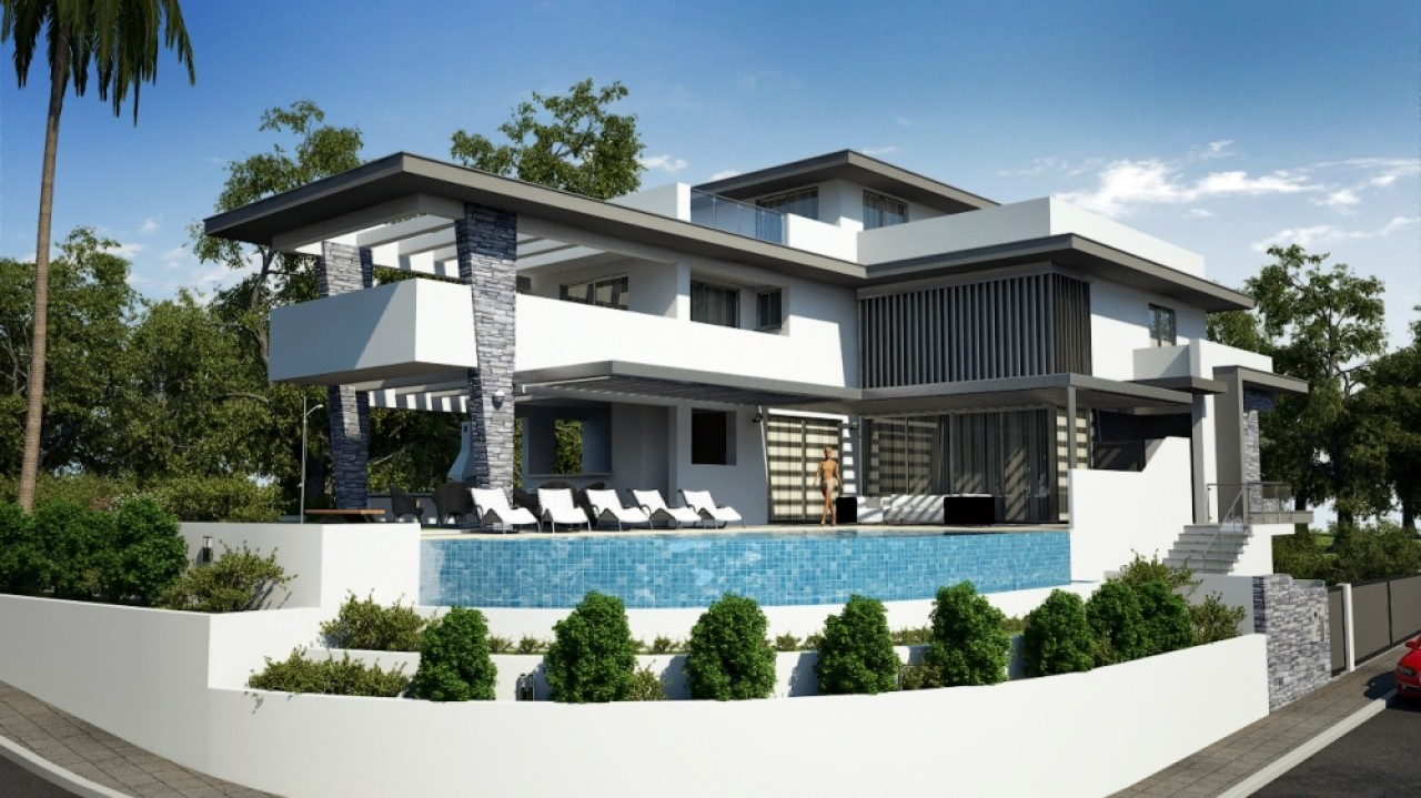 3d exterior design showcase for Exterior 3d design