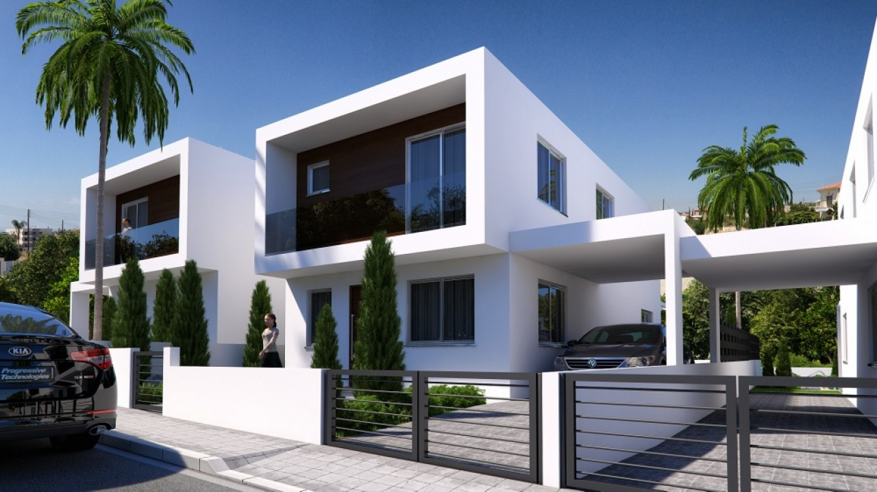 3d exterior design showcase Interior design idea for semi d house