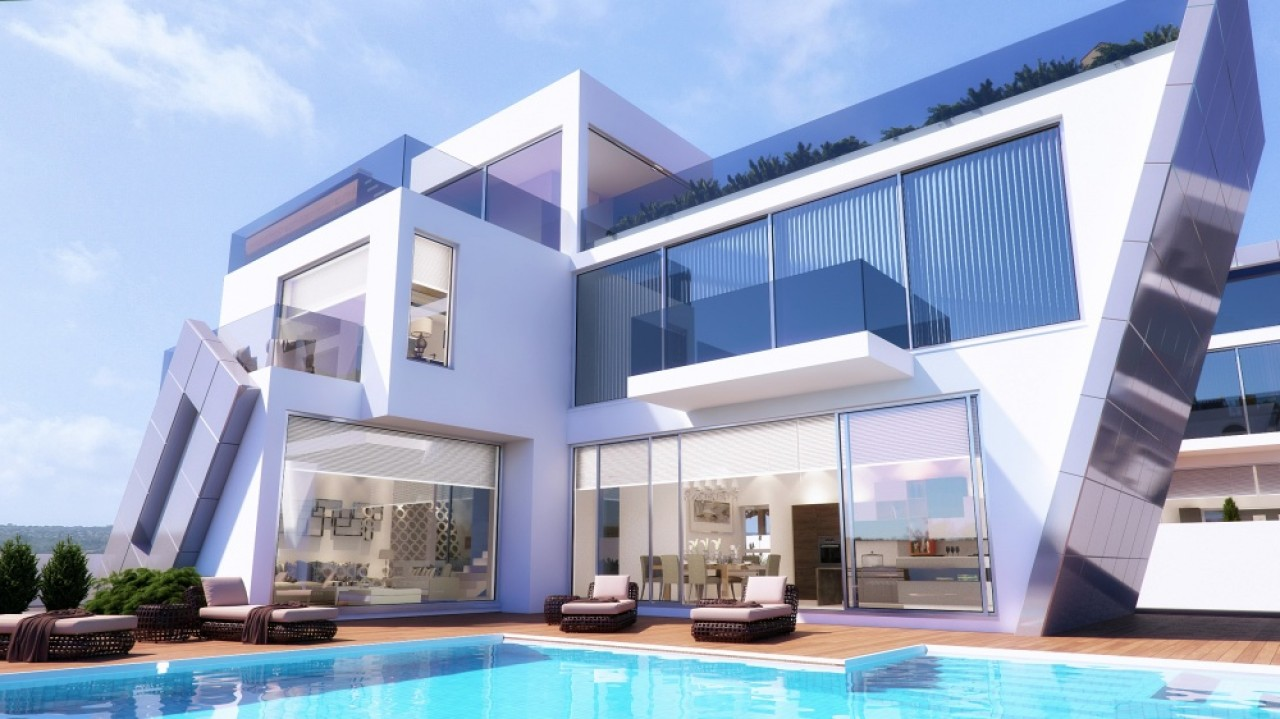 Exterior: 3D Exterior Design