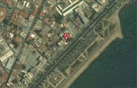 Location in Limassol